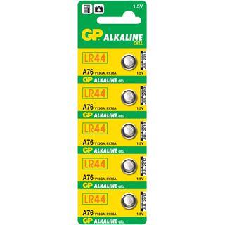 GP Batteries Alkaline V13GA / L1154 / LR44 / 05er Blister