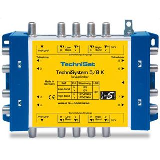 TechniSat TechniSystem 5/8 K