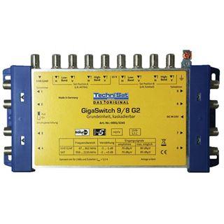 TechniSat GigaSwitch 9/8 G2