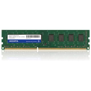 2GB ADATA Value DDR3-1333 DIMM CL9 Single