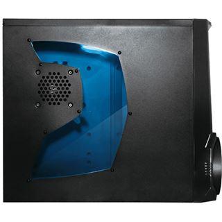 Raidmax Midi Tower Windmax, schwarz & silber