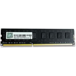 4GB G.Skill NT Series DDR3-1333 DIMM CL9 Single