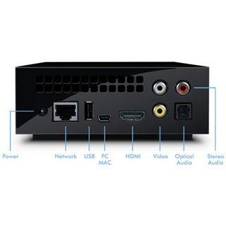 LaCie LaCinema Classic 2TB HDMI/USB