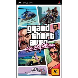 Take 2 GTA: Vice City Stories - Platinum (PSP)