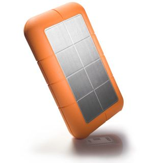 "2000GB LaCie Rugged XL 301873EK 3.5"" (8.9cm) eSATA/USB 2.0 silber/orange"