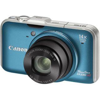 Canon Powershot SX230 HS Blau