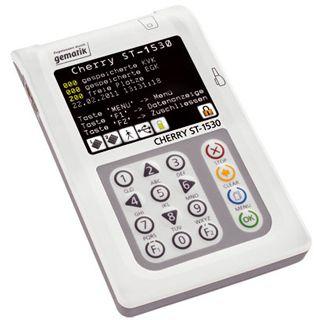 CHERRY Mobiles Terminal ST-1530 Chipkartenleser für SmartCard (ST-1530)