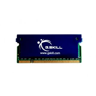 2GB G.Skill SK Series DDR2-800 SO-DIMM CL5 Single