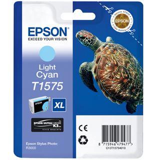 Epson Tinte C13T15754010 cyan hell