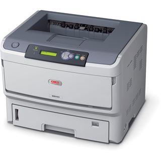 OKI B840dn S/W Laser Drucken LAN/Parallel/USB 2.0