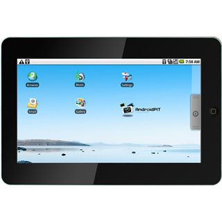 """10,2"""" (25,91cm) 4GB Point of View MOBII TABLET ANDROID 2."""