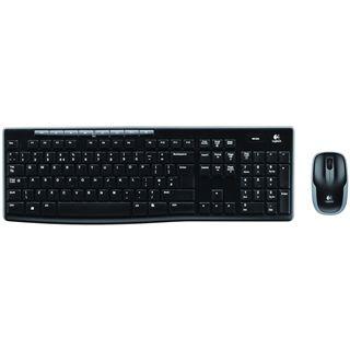 Logitech Cordless Desktop MK260