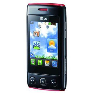 LG Electronics T300 Cookie Lite Black/Titan