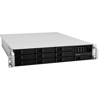 Synology RS2211+, 2HE RackStation, Profi-NAS für bis zu 10 Festplatten