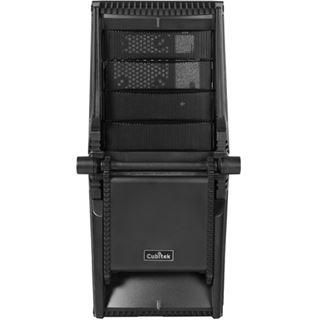 Cubitek M4 Midi Tower ohne Netzteil schwarz