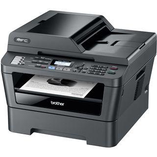 Brother MFC-7860DW S/W Laser Drucken/Scannen/Kopieren/Faxen LAN/USB 2.0/WLAN