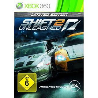 Electronic Arts Need For Speed Shift 2 Unleashed (XBox360)