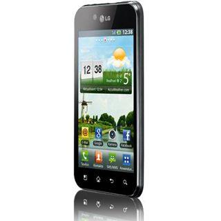 LG Electronics Optimus P970 1 GB schwarz