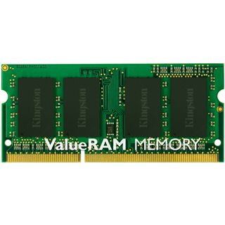 4GB Kingston ValueRAM Fujitsu DDR3-1333 SO-DIMM CL9 Single