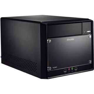 Shuttle BB Würfel 250W XPC SG41J4 Black / Intel775-G41
