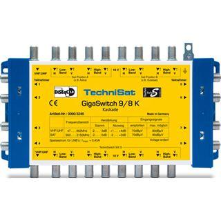 TechniSat GigaSwitch 9/8 K
