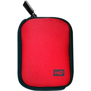 WD MY PASSPORT CARRYING CASE rot