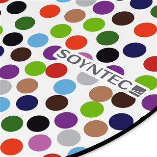 Soyntec Maus-Pad Inppad 110 Pearls Colors