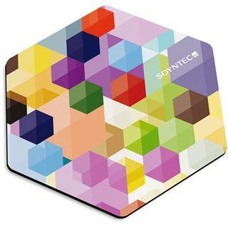 Soyntec Inppad 100 Daimond Colors 220 mm x 190 mm bunt
