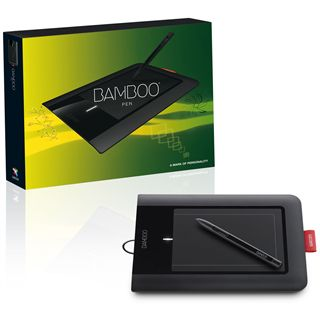 Wacom BAMBOO PEN ENGLISH