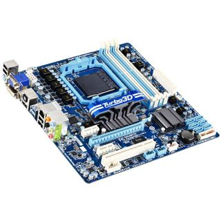 Gigabyte GA-880GMA-USB3 AMD 880G So.AM3+ Dual Channel DDR3 ATX Retail