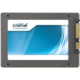 """128GB Crucial m4 SSD 2.5"""" (6.4cm) SATA 6Gb/ MLC synchron (CT128M4SSD2)"""