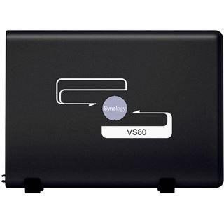 Synology VisualStation VS-80 ohne Festplatten