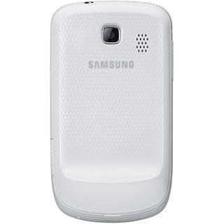 Samsung Corby II S3850 Weiss