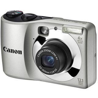 Canon PowerShot A1200 silber