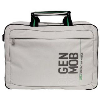 Golla Laptop Bag Cabin Style - MAXIM - hellgrau