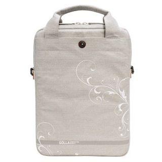 Golla Laptop Bag Lite Style - SUMMER - hellgrau