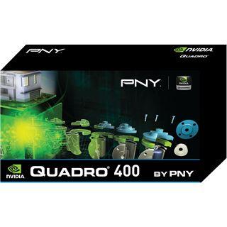 512MB PNY Quadro 400 Low Profile Aktiv PCIe 2.0 x16 (Bulk)