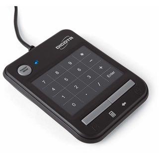 Dicota Abacus Touch Keypad für PC (Z24638Z)