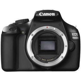 Canon EOS 1100D Kit inklusive EF-S 18-55 mm f/3.5-5.6 IS II