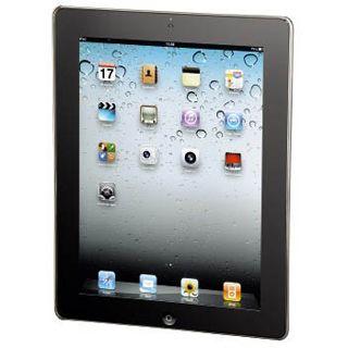 Hama Cover Transparent f. Apple iPad2 Schwarz
