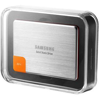 "64GB Samsung 470 Series 2.5"" (6.4cm) SATA 3Gb/s MLC asynchron (MZ-5PA064/EU)"