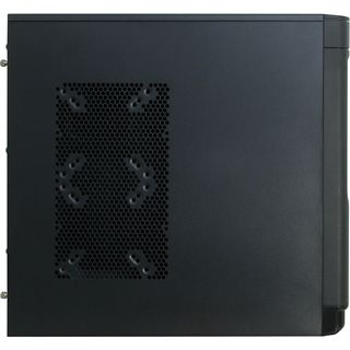 Inter-Tech Eterno V6 Paladin Midi Tower 500 Watt schwarz