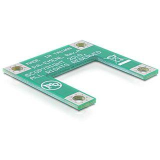 Delock Half-Size > Full-Size Konverter für Mini PCI Express (65228)