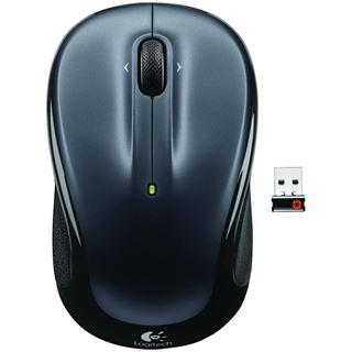 Logitech M325 USB silber (kabellos)