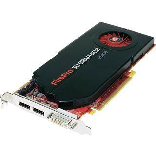 1GB AMD FirePro 3D V5800 Aktiv PCIe 2.1 x16 (Retail)