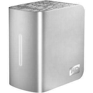 """6000GB WD My Book Studio Edition II WDH2Q60000E 3.5"""" (8.9cm) eSATA/Firewire/USB 2.0 silber"""