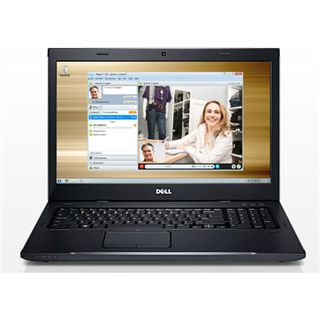 "Notebook 17,3"" (43,94cm) Dell Vostro 3750 -Red- i3-2310M/2048MB/250GB/44 cm (17,3"") W7HP 1yr Abhol-und Reparaturservice"