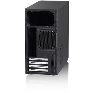 Fractal Design Core 1000 Midi Tower ohne Netzteil schwarz