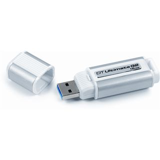 16 GB Kingston DataTraveler Ultimate 3.0 Generation 2 weiss USB 3.0