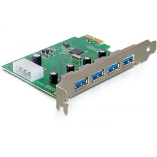 Delock PCI Express Karte > 4 x USB3.0